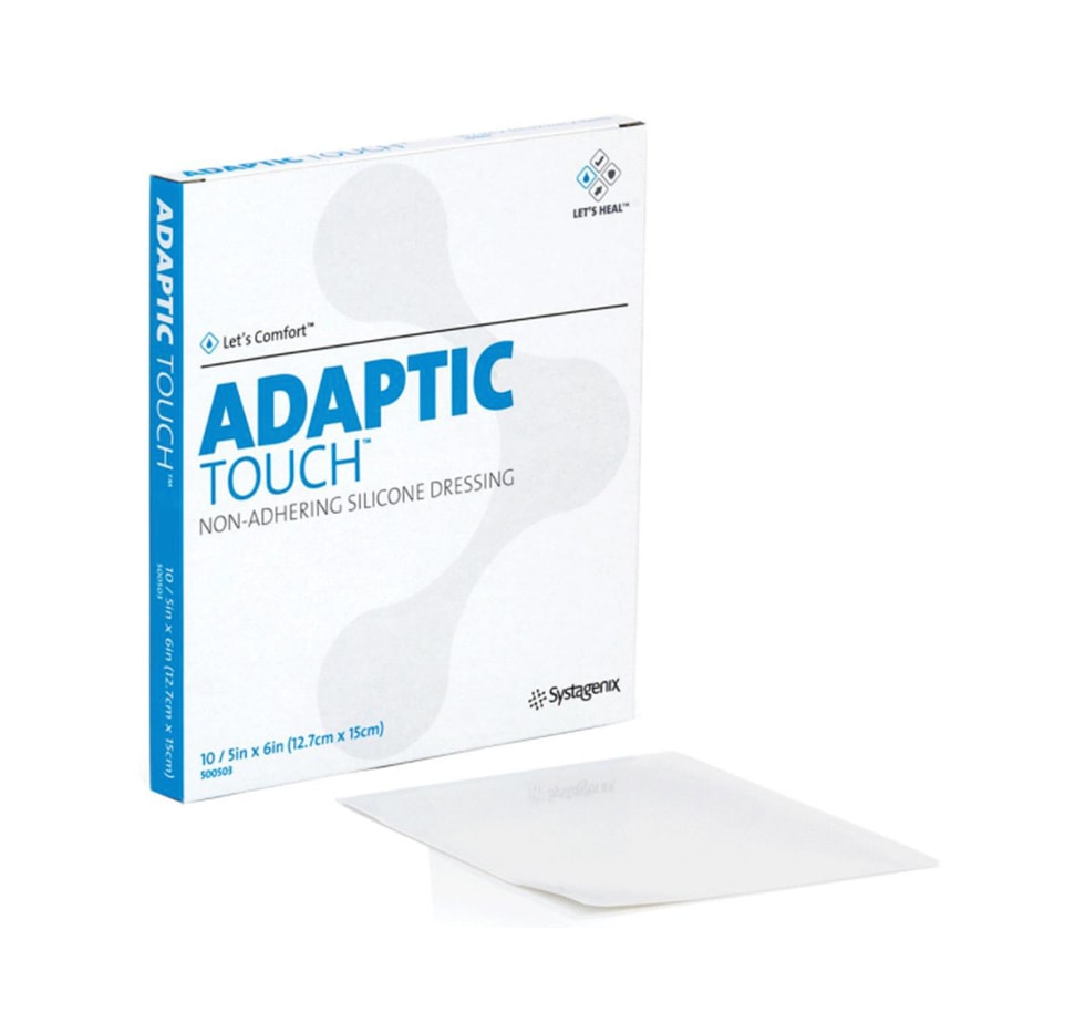 Adaptic Touch Non-Adhering Silicon