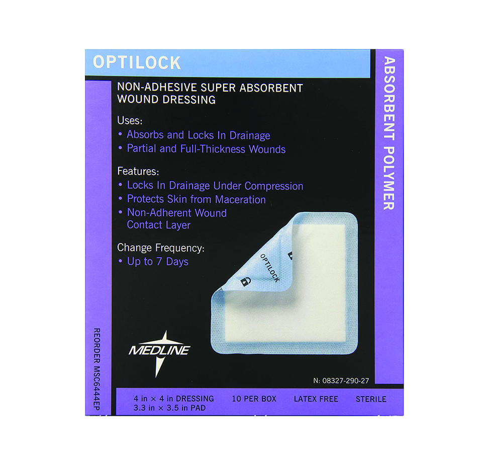 optilock dressing