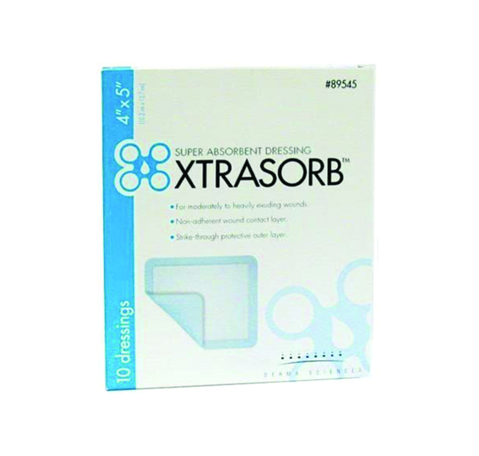Xtrasorb Super Absorbent Dressing